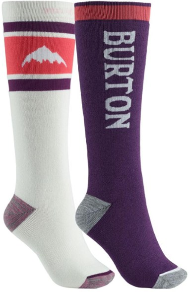 Burton Snow Socks for Lake Louise Ice Skating