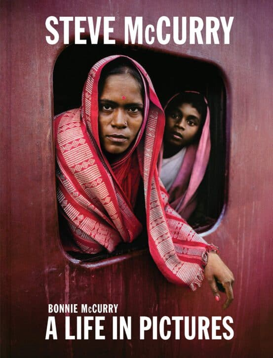 Steve McCurry: A Life In Pictures Coffee Table Travel Book
