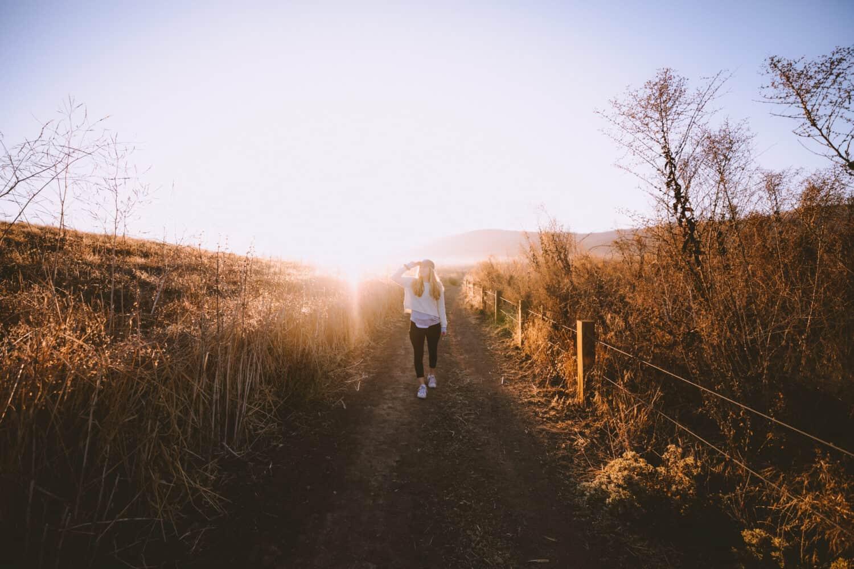 Places To Go in Orange County - Hiking Quail Hill Irvine - TheMandagies.com