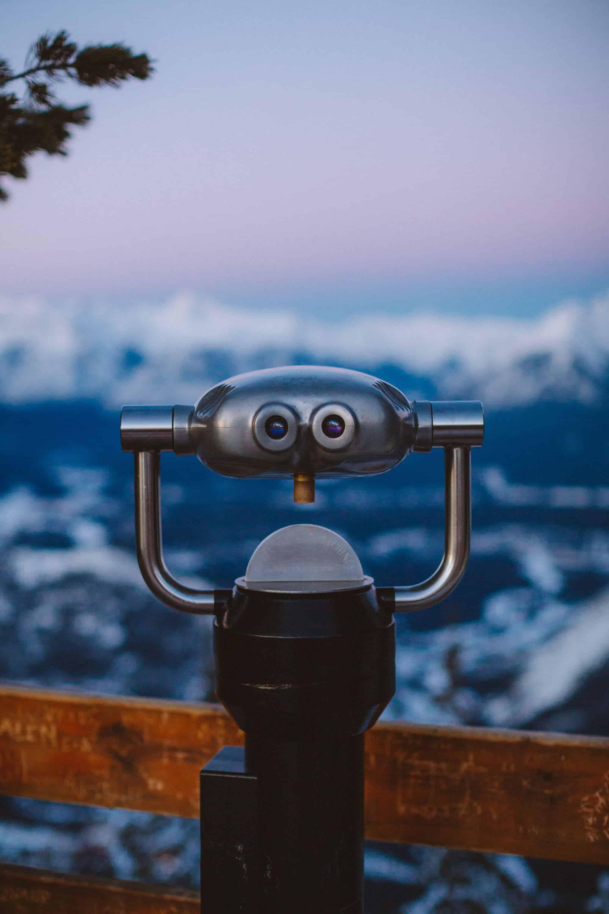 Banff Gondola Observation Viewers - TheMandagies.com
