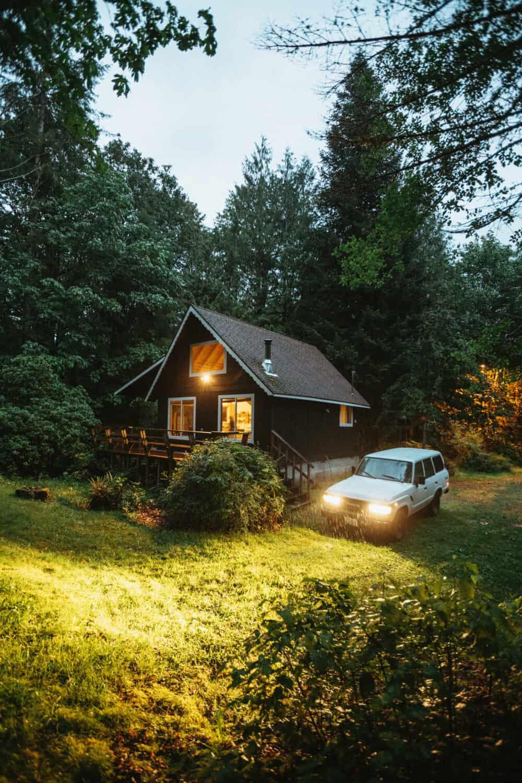 South Fork Cabin - PNW Cabin Rentals