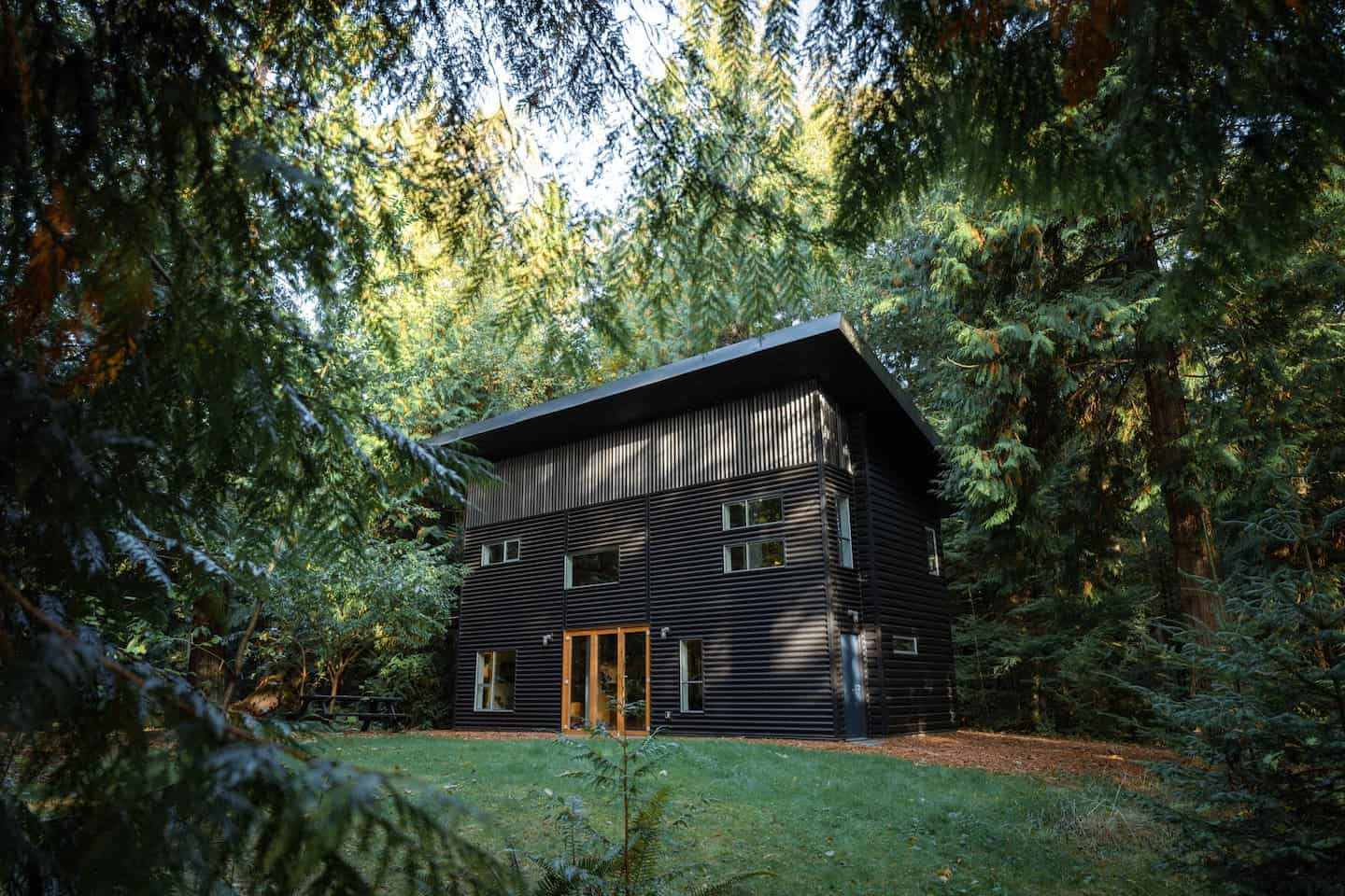 Ralstin House - Cabins to Rent in the San Juans, Washington
