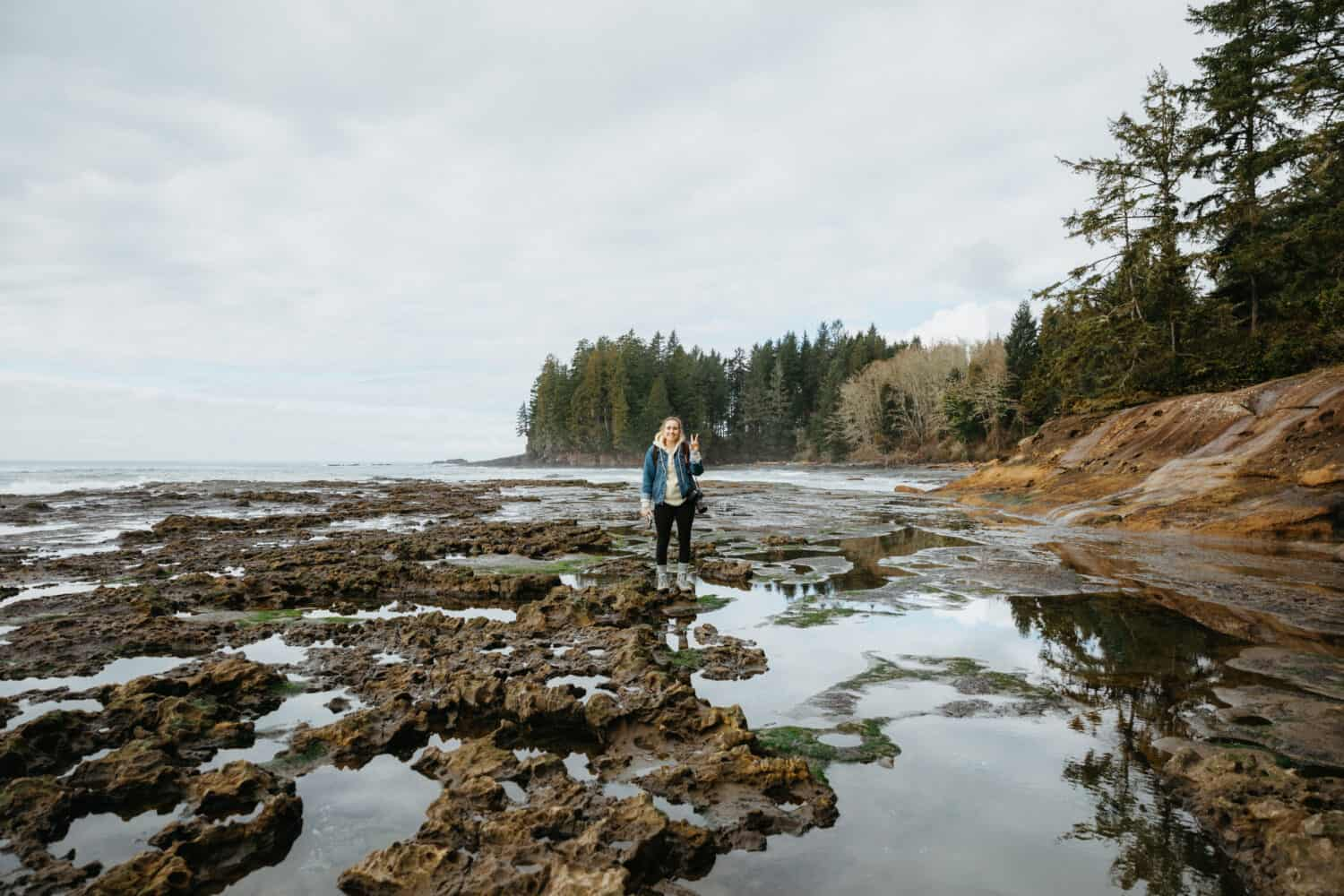 Botanical Beach - Port Renfrew, British Columbia - TheMandagies.com
