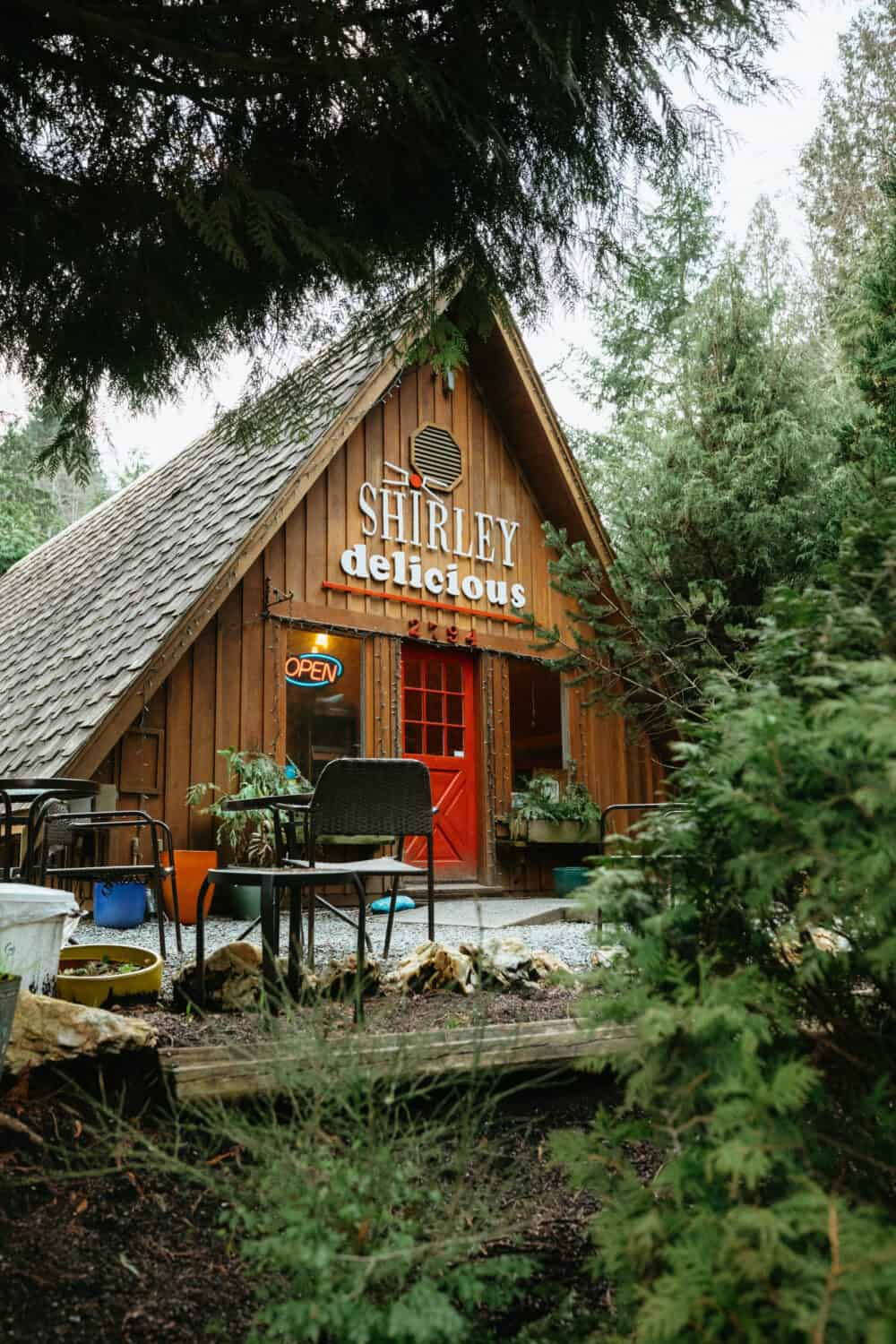 Shirley Delicious Restaurant - Places To Eat In Vancouver Island
