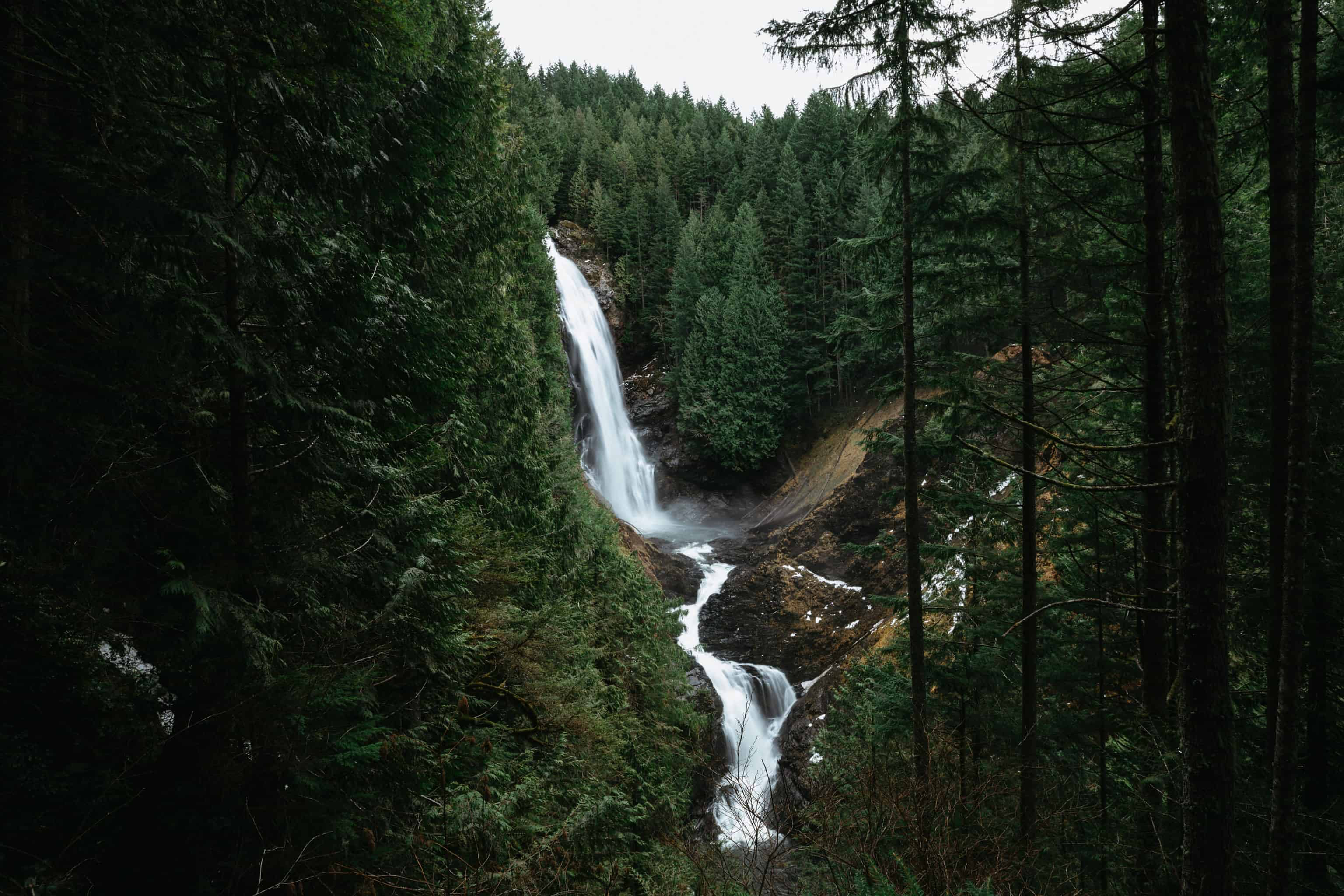 Wallace Falls Hike In Washington Is Effortlessly One of the Best Trails You'll Take This Weekend!
