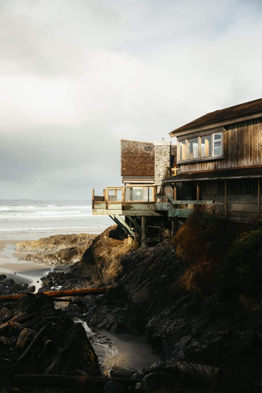 Kwisitis Visitor Center - Pacific Rim National Park Tofino - TheMandagies.com