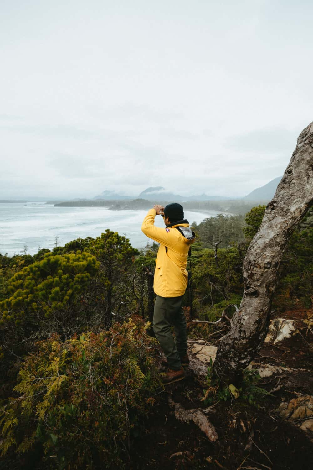 Cox Bay Lookout Trail - 3 Days In Tofino