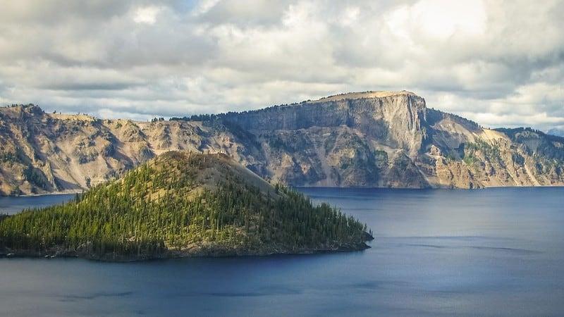 Crater Lake National Park - Eastern Oregon Road Trip Stops