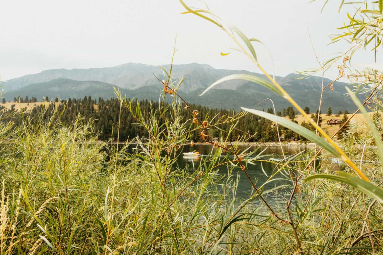 Wallowa Lake in Joseph, Oregon - Eastern Oregon Itinerary
