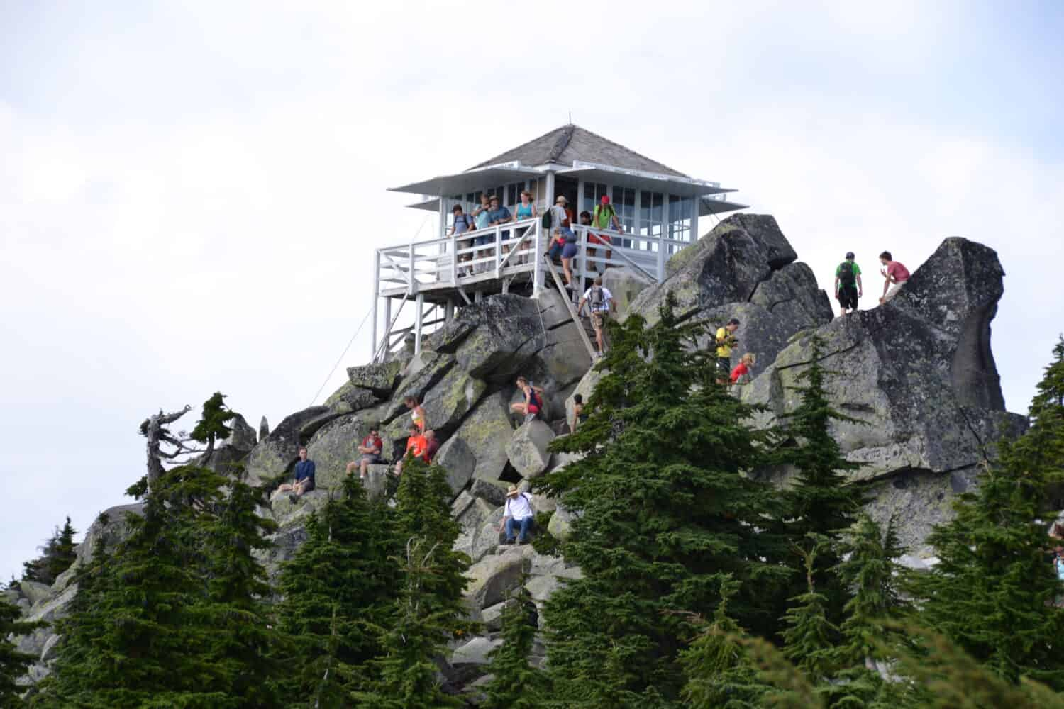 Mount Pilchuck Lookout Hike - Hikes In Seattle