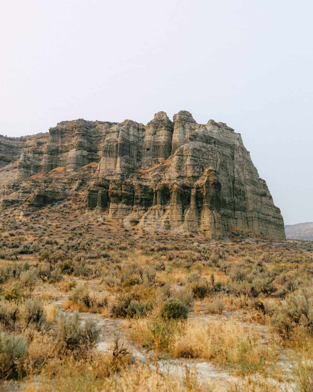 Pillars of Rome - Eastern Oregon Attraction