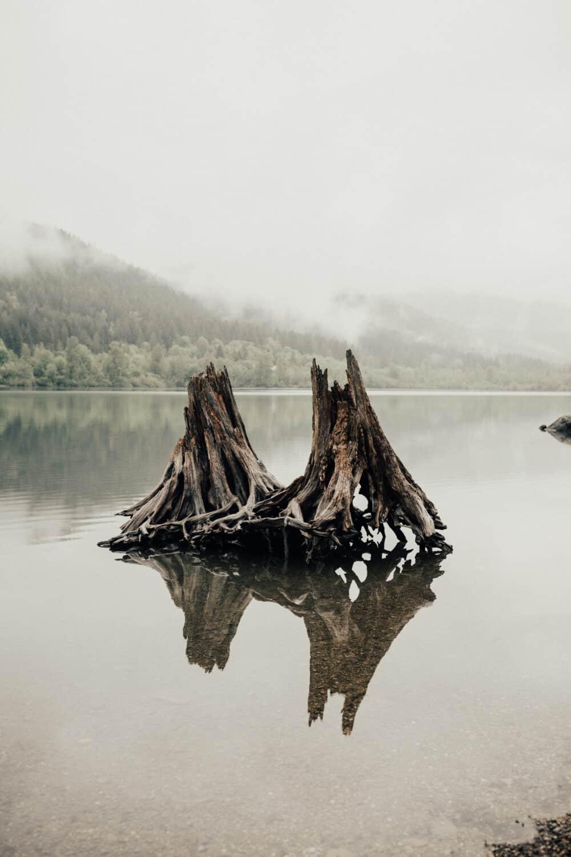 Rattlesnake Lake in Washington