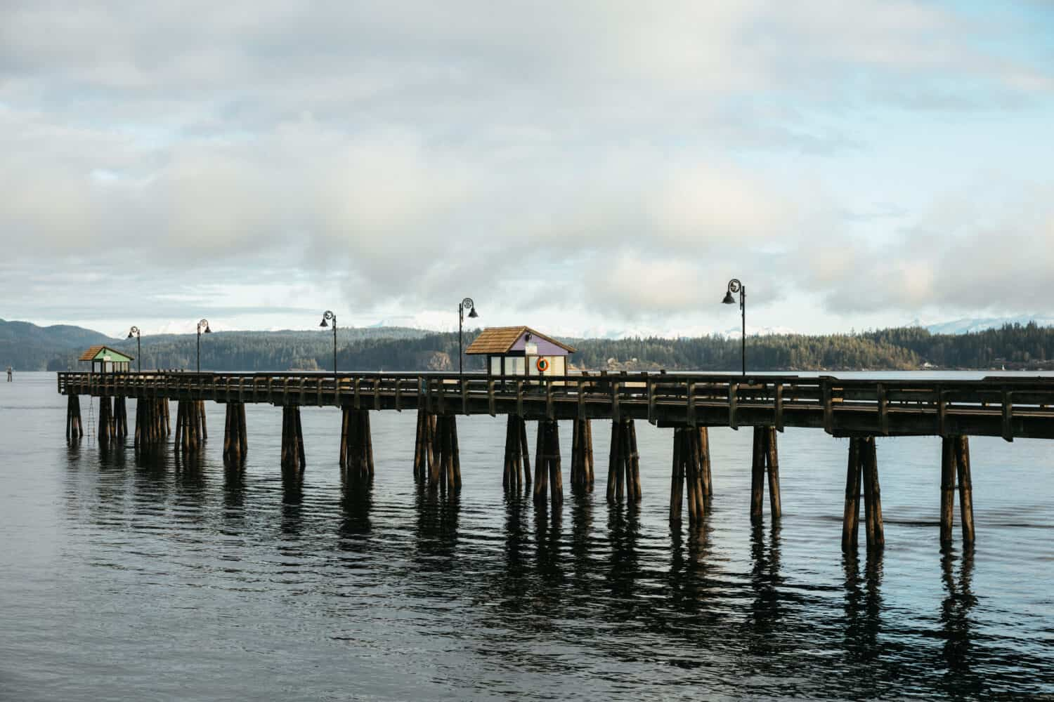 Discovery Pier, Top Things To Do In Campbell River, BC - TheMandagies.com