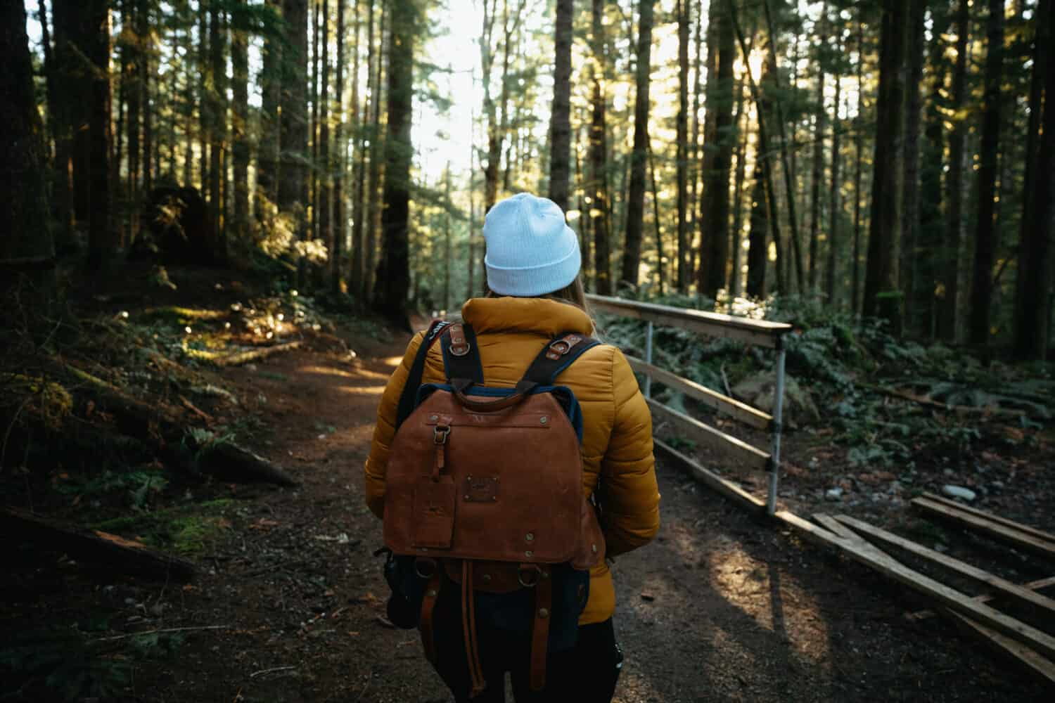 Hiking Trails In Campbell River, BC - TheMandagies.com