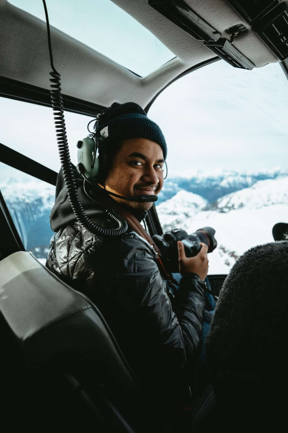 Things To Do In Campbell River In Winter, 49 North Helicopters - TheMandagies.com