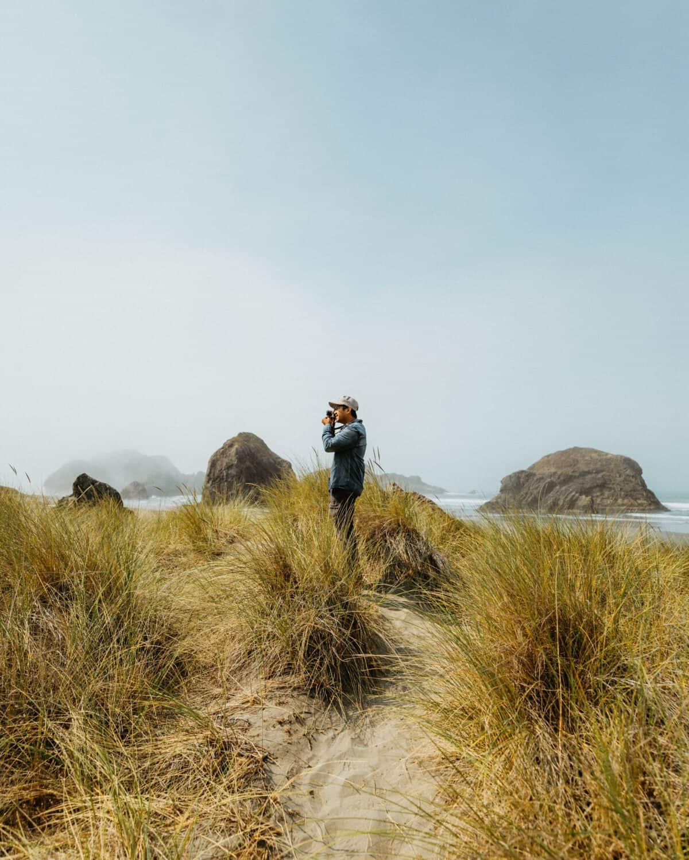 Oregon Coast Hiking - Gold Beach