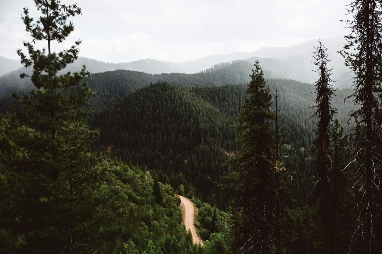 Pacific Northwest Road Trip Routes
