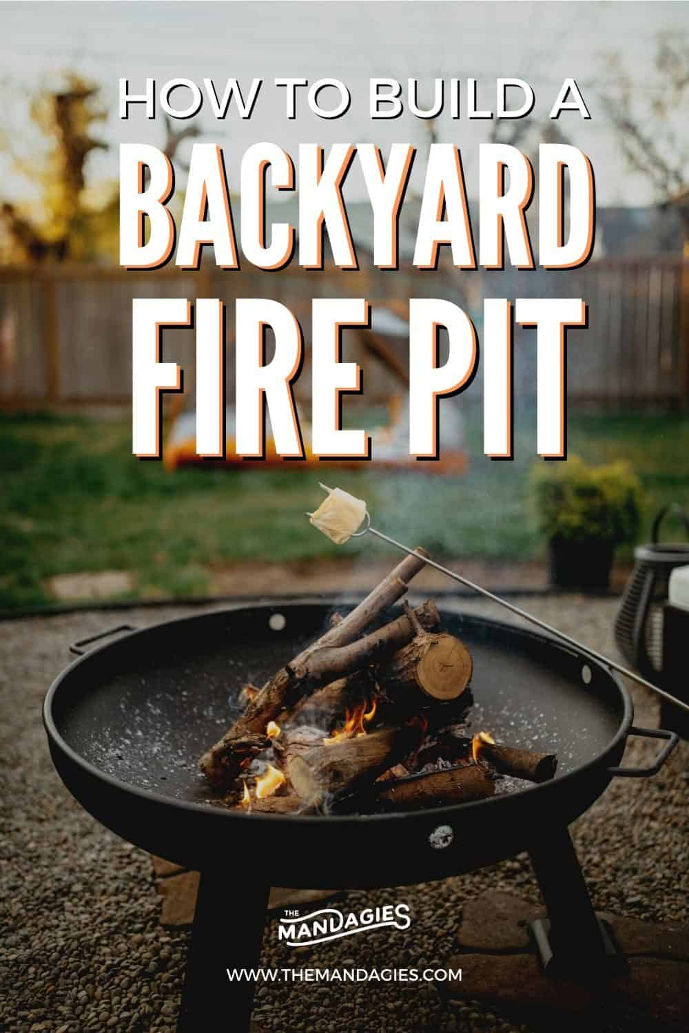 Ready to elevate your backyard? We're sharing our step by step guide to making our own backyard fire pit oasis, and all the tools we used to make it happen! Easy Fire Pit | DIY Fire Pit | Simple Fire Pit | How To Build A Fire Pit #DIY #doityourself #backyardfirepit #outdoorfirepit #homeimprovement #firepit #DIYfirepit #homereno #homeimprrovement #landscape #backyardproject #houseproject