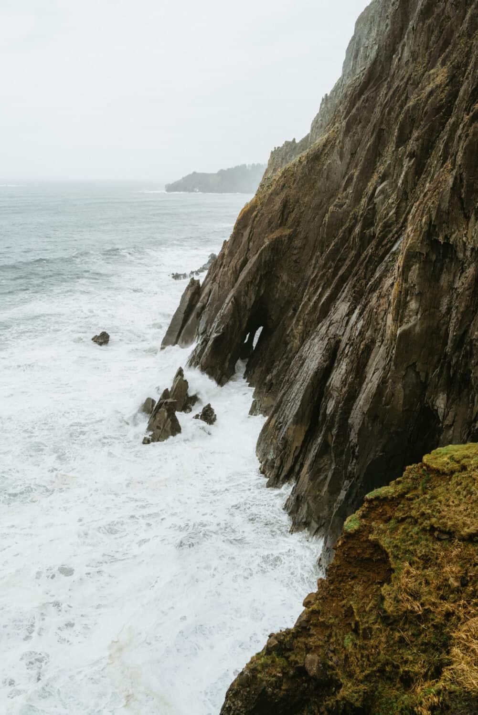Oregon Coast Hikes - Elk Flats Trail