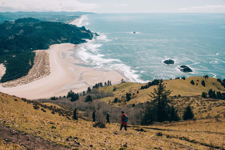 Best Oregon Coast Hikes - Cascade Head Trail