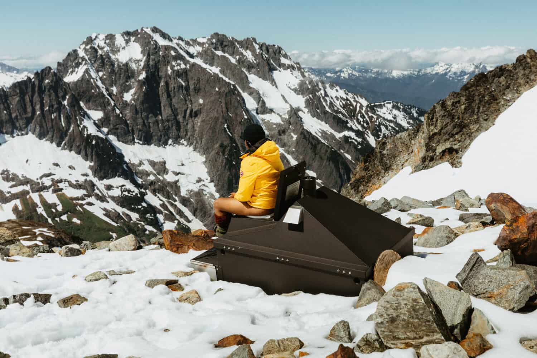 Composting Toilet - Alpine