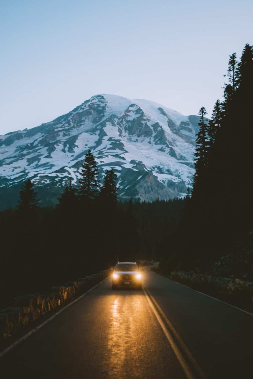 Getting Around Washington State - By Car - TheMandagies.com