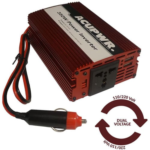 Travel Photography Accessories - Power Inverter
