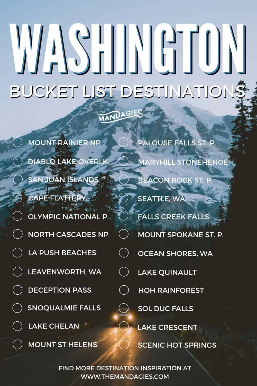 Picture of: The 30 Most Amazing Things To Do In Washington State Maps Downloads More The Mandagies