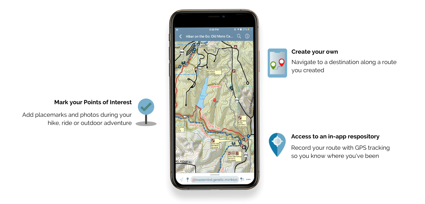 Best Hiking Apps Offline Guide - Avenza Maps