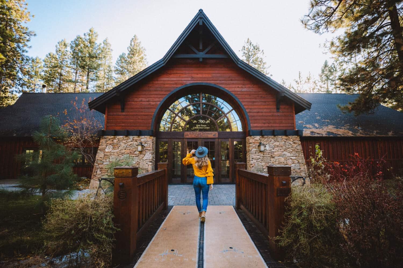 Romantic Weekend Getaways Portland Oregon - Sisters, OR