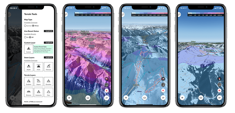 Best Skiing and Snowboarding Apps - FATMAP
