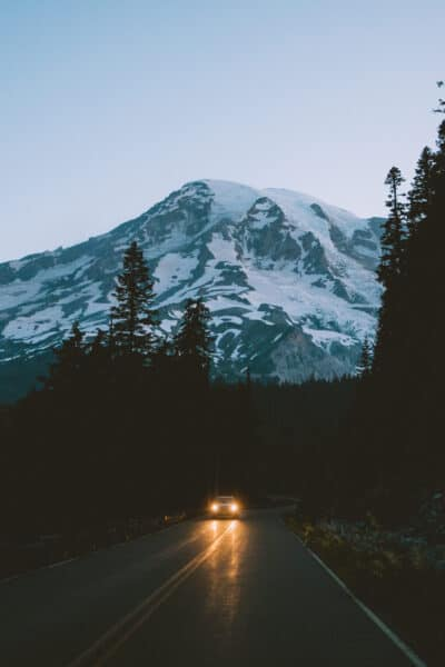 The Best Scenic Drives In Washington State Picked By Local Experts
