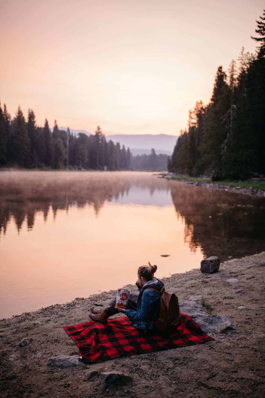 Lake Wenatchee Sunrise