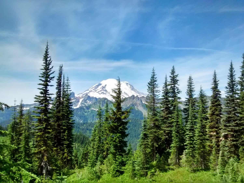 Naches Loop Trail, Mount Rainier National Park