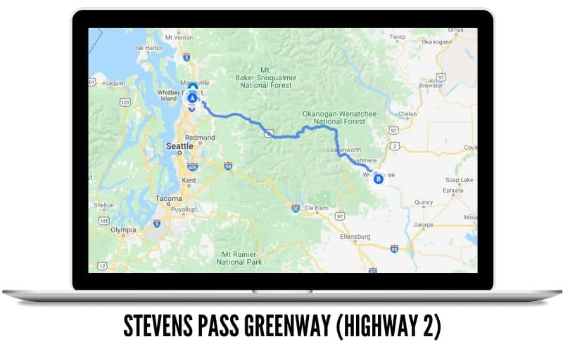 Stevens Pass Greenway - Best Road Trip in Washington State