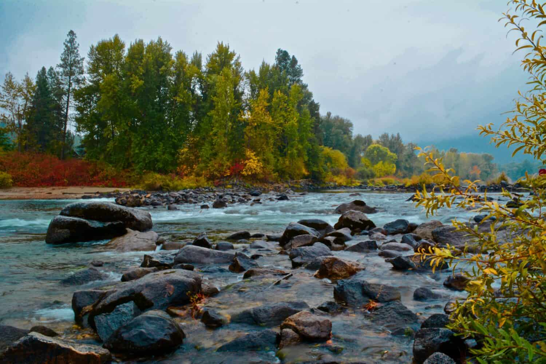 Washington State Scenic Drives - Highway 2