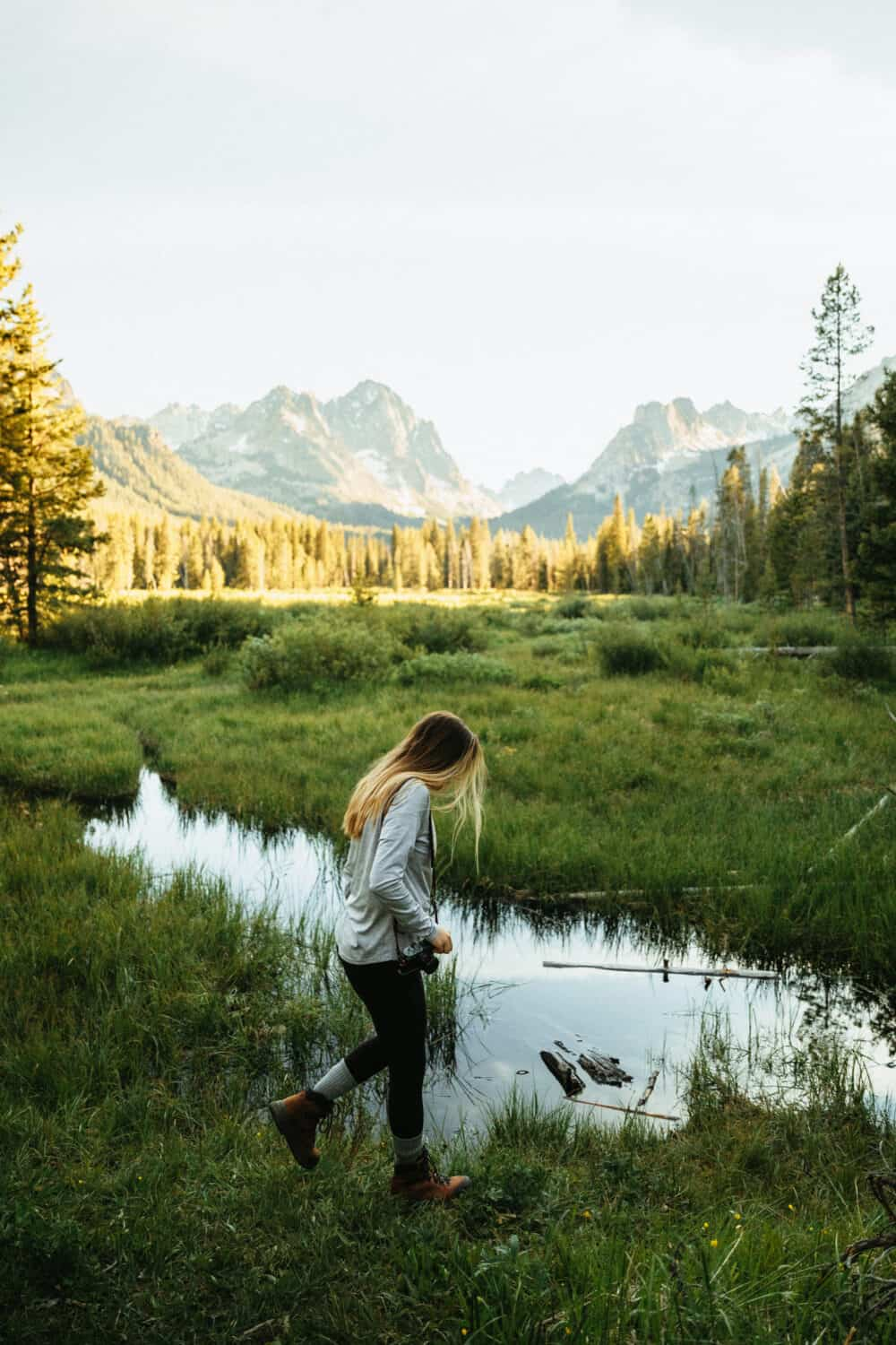 Weekend Trips From Boise, Idaho - The Sawtooth Mountains