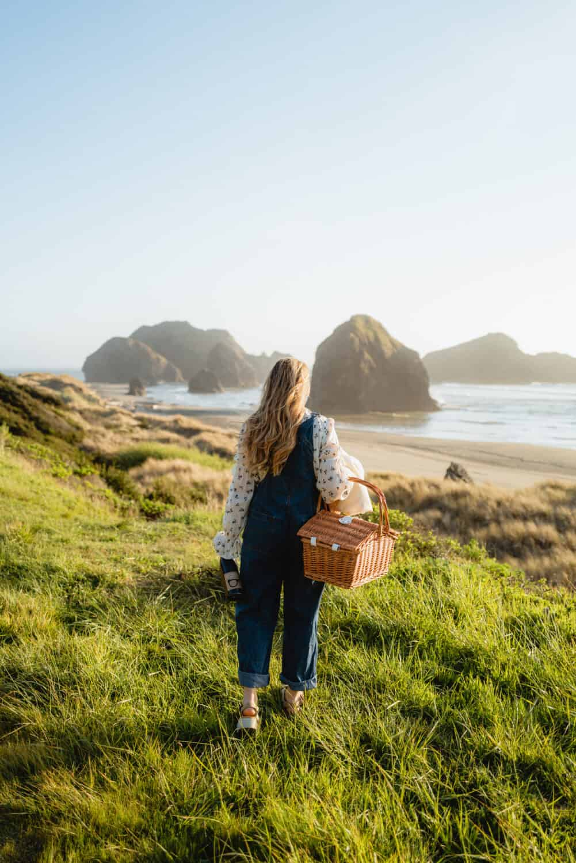 Emily Mandagie planning a weekend trip from Portland on Gold Beach