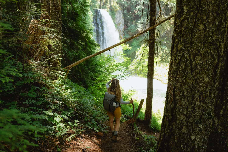 Portland Weekend Trip - The Willamette National Forest