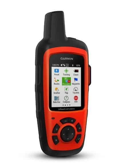 Garmin inReach Explorer 2-Way Satellite Communicator