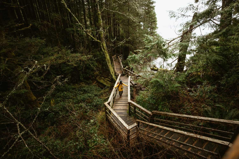Pacific Northwest Weekend Getaways - Tonquin Beach Trail
