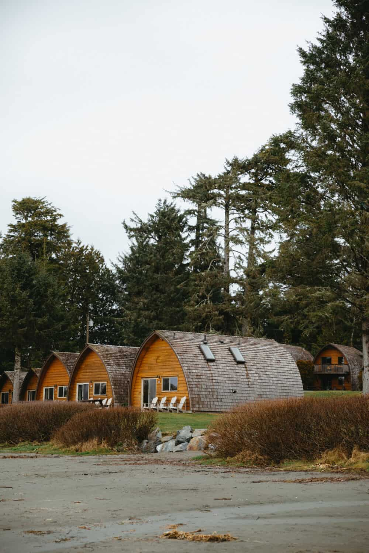 Ocean Village Resort Cabins in Tofino, British Columbia - 3 Days In Tofino