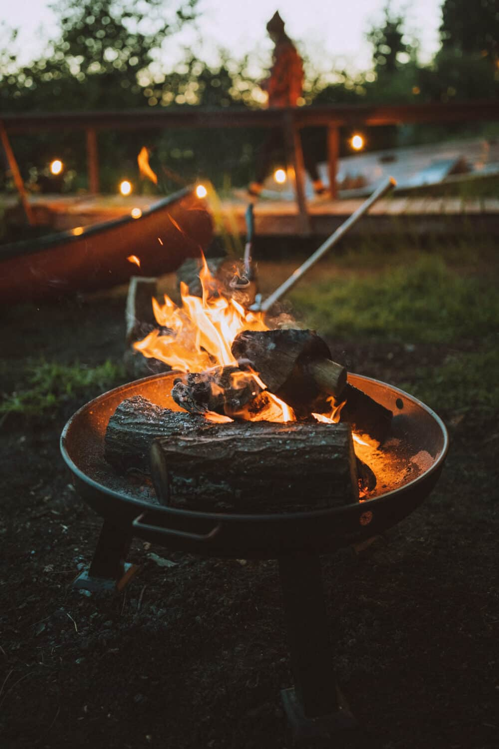 Master Camping List - Local Firewood
