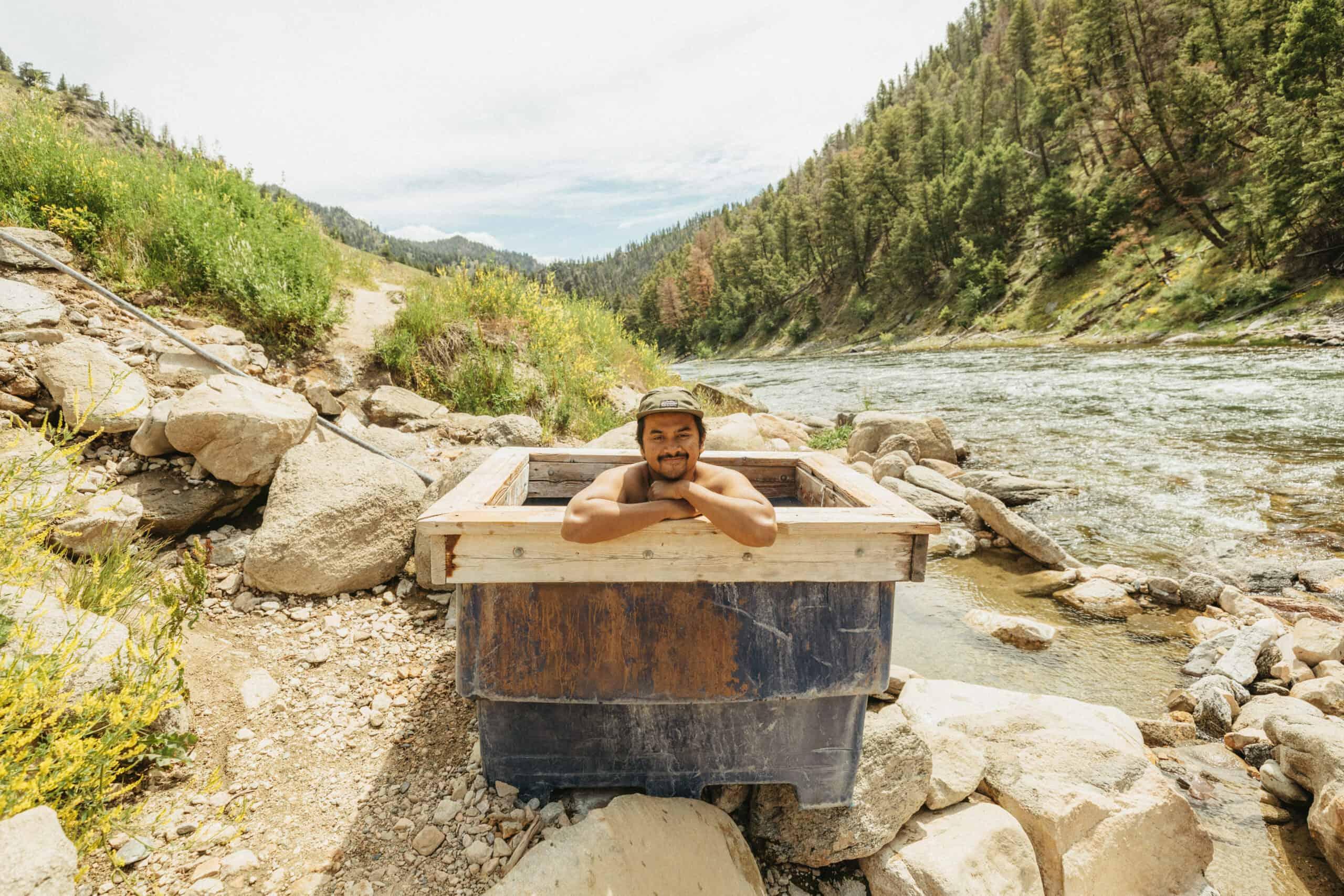 How To Reach Sunbeam Hot Springs – Unwind At Natural Geothermal Pools Near Stanley, Idaho