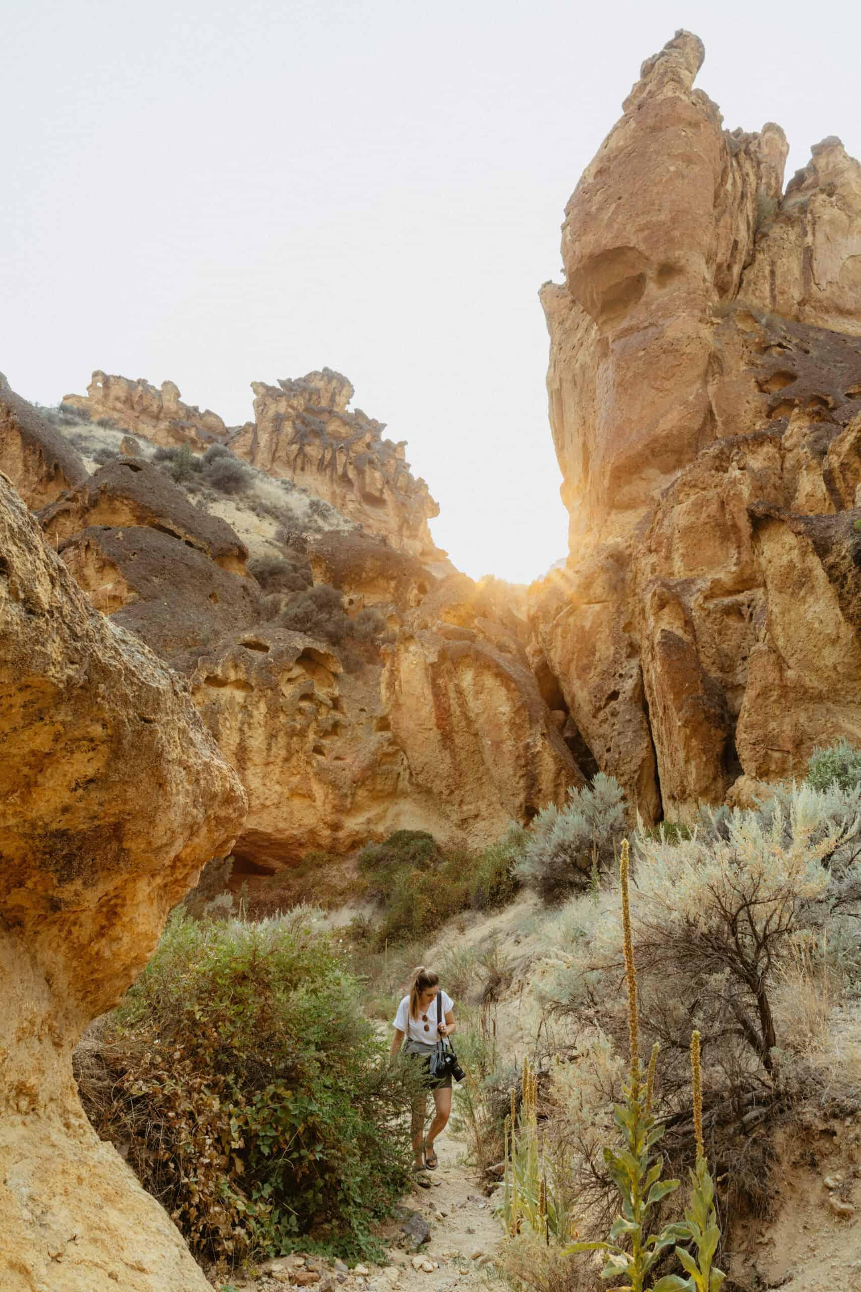 Juniper Gulch Hiking Trails