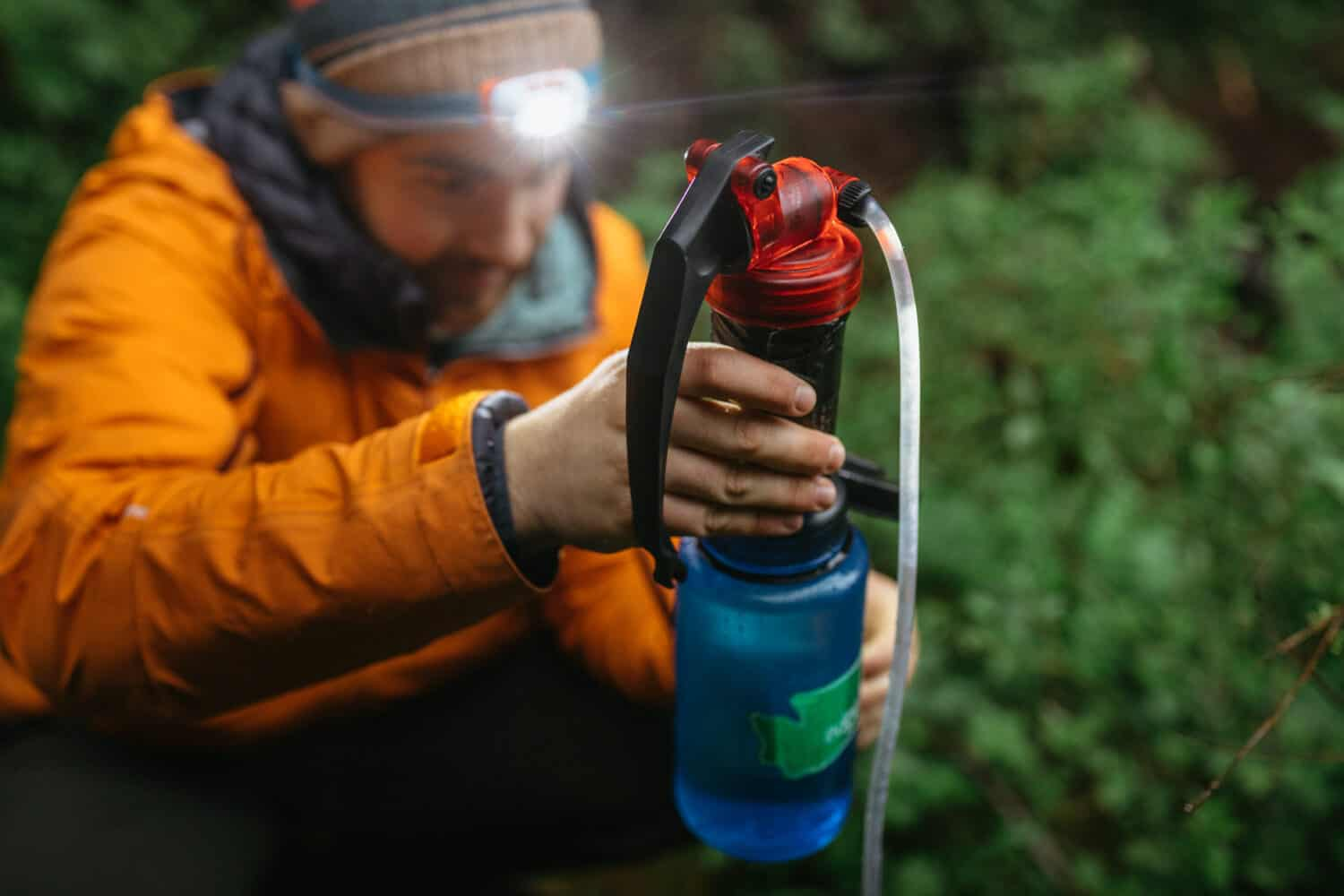 Backpacking Water Filter - Backpacking Gear List