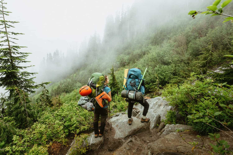 Backpacking Backpack - Checklist