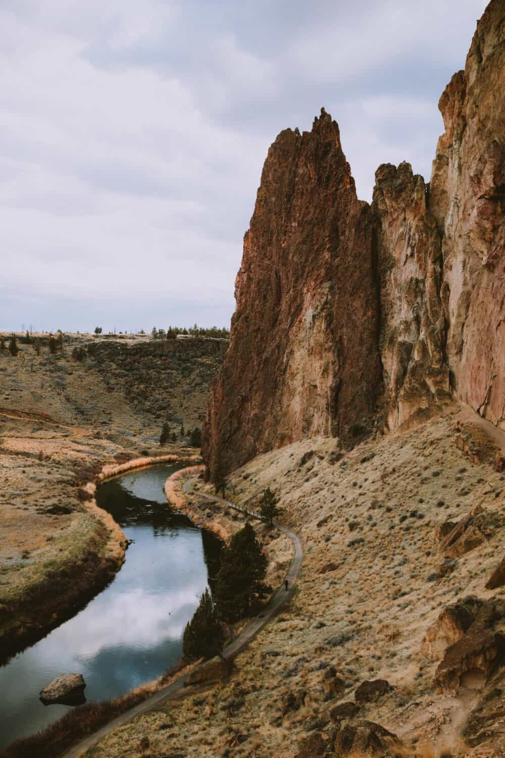 Day Trips From Portland To Smith Rock State Park