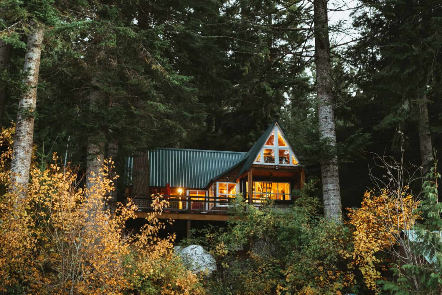 Cabin Packing List (Cabin Recommendation)