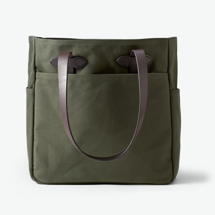 Filson Rugged Twill Tote Bag - Outdoorsy Gifts For Women